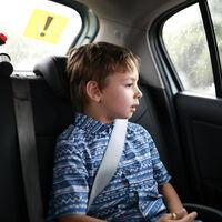Los alzadores homologados para que los niños viajen en coche no son seguros, advierte la OCU