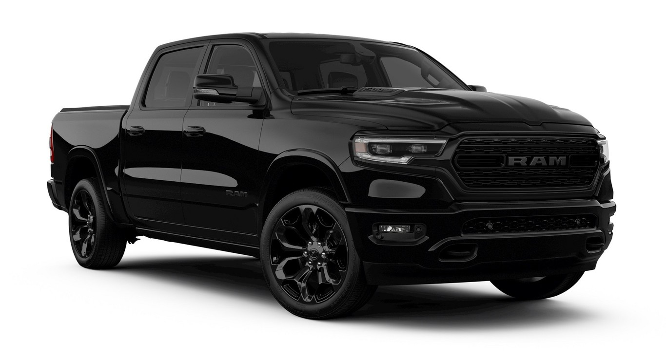 Ram 1500 Limited Black Y Heavy Duty Night Edition Se Presentan En Texas