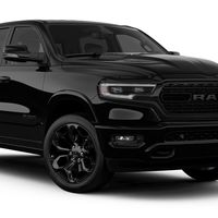 Ram 1500 Limited Black y Heavy Duty Night Edition, deportividad en producción limitada