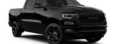 Ram 1500 Limited Black y Heavy Duty Night Edition, deportividad en producción limitada