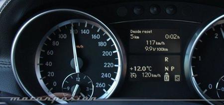 Limite velocidad 120 km/h