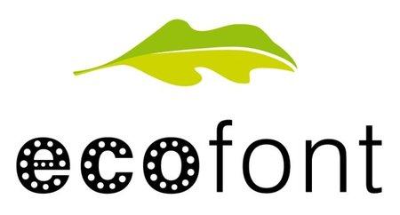 Ecofont: el tipo de fuente que gasta menos tinta