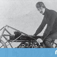Hubo un hombre capaz de superar los 200 kilómetros por hora en moto en 1907. Esta es su leyenda
