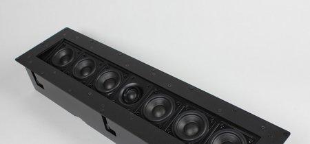 ¿Una barra de sonido para empotrar en el techo? Así es la Skybar