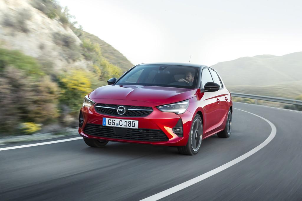 El nuevo Opel Corsa ya se fabrica en Zaragoza, pero para el eléctrico Corsa-e aún habrá que esperar