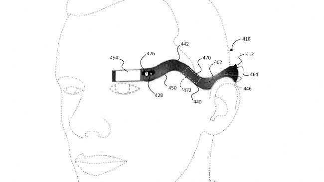 Google Glass Monoculo