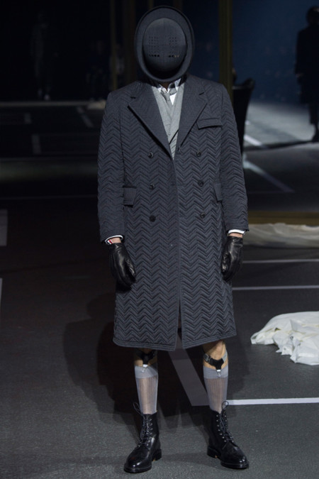 Thom Browne Fall Winter 2016 Paris Fashion Week 7