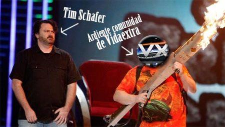 ¿Qué le preguntarías a Tim Schafer?