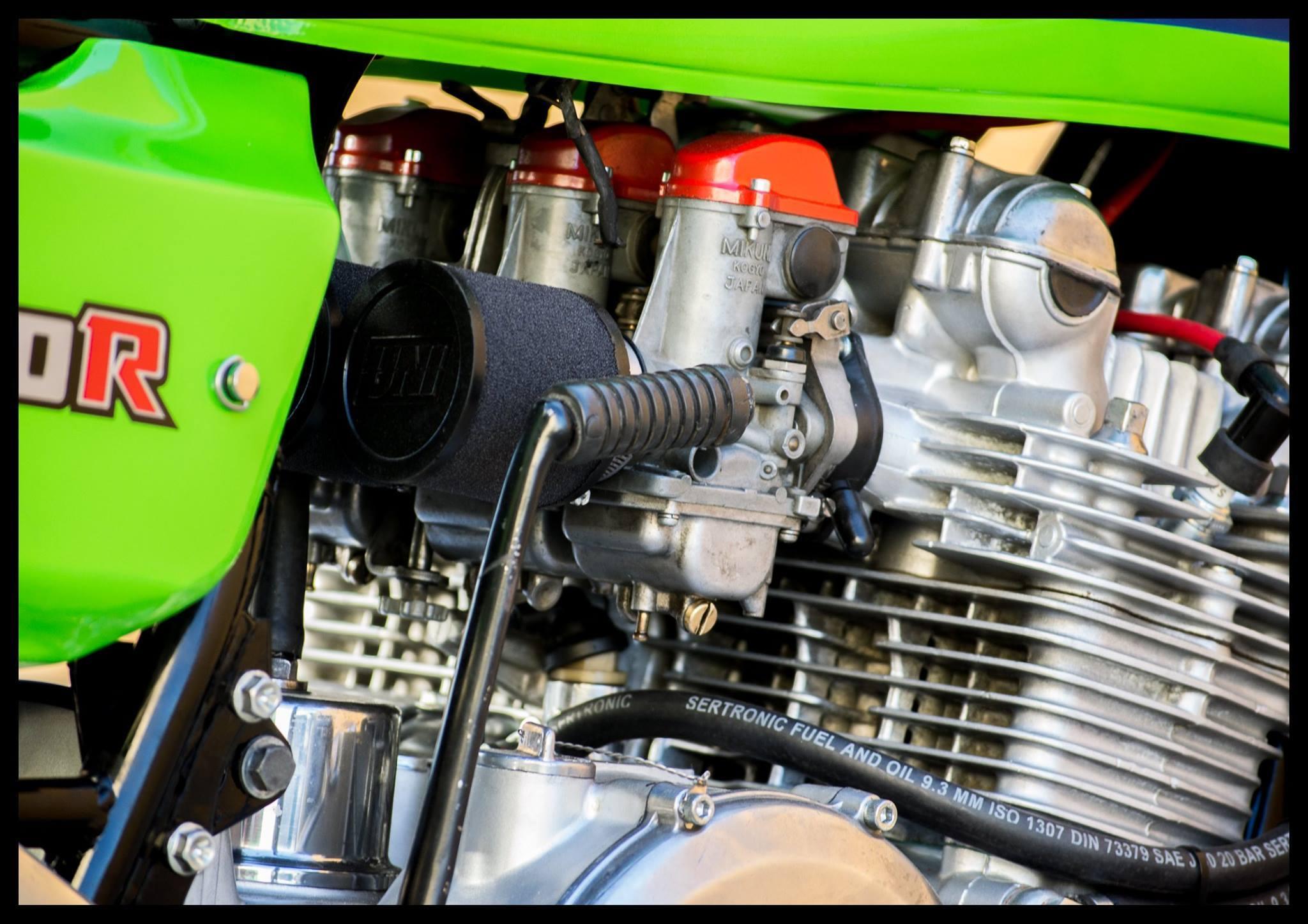 Foto de Kawasaki Z900R LaPerra Bikes Workshop (21/31)