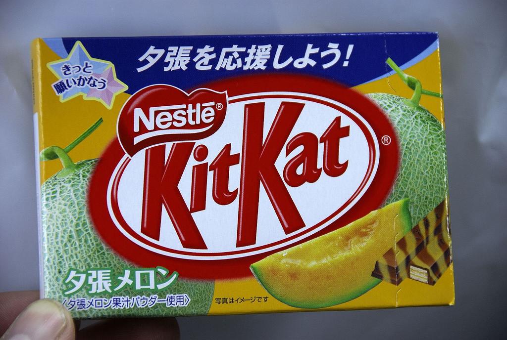 Foto de KitKat japonés y sus sabores exóticos. (3/6)