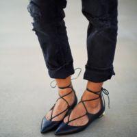 Clonados y pillados: ¿aún sin los zapatos con tiras de Aquazzura?, Topshop es tu salvación