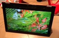 Lenovo IdeaPad Yoga, primeras impresiones