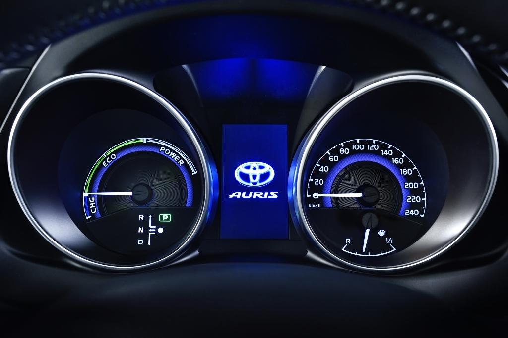 Foto de Toyota Auris (6/16)