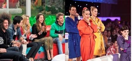 Antena 3 y Telecinco empatan en las audiencias de marzo