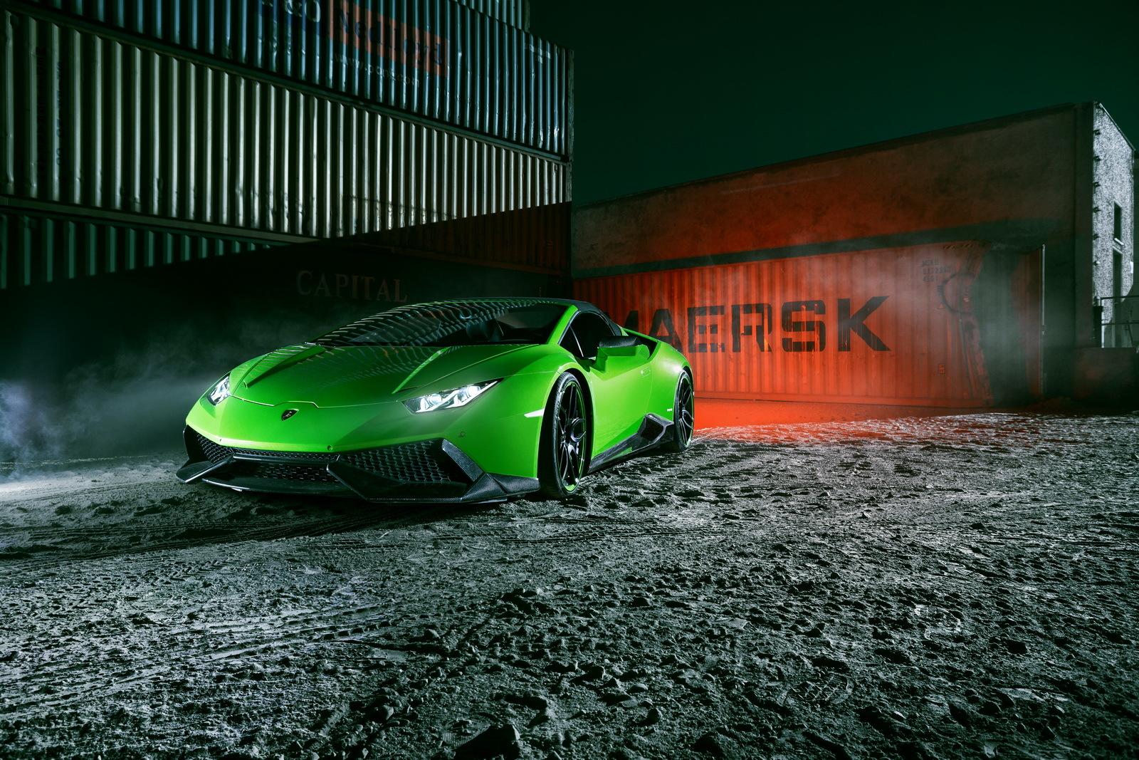 Foto de Novitec Torado Lamborghini Huracán (15/18)
