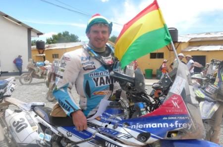 Xavier Soultrait Etapa6 Dakar2016