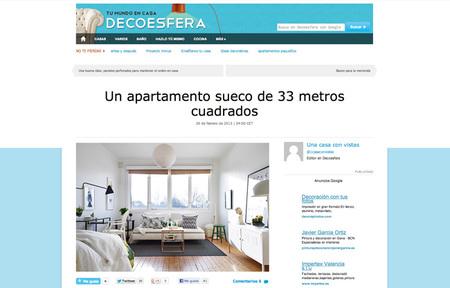 Decoesfera nuevo diseño - post
