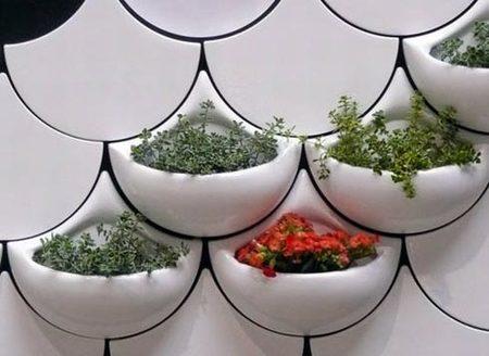Green Pockets, el patio andaluz reinventado por Maruja Fuentes