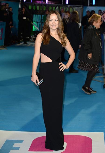 Horrible Bosses 2 Premiere Londres Olivia Wilde Jennifer Aniston