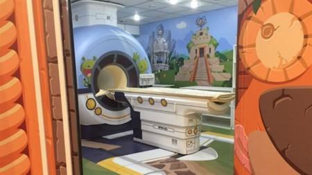 Hospitales infantiles que luchan contra la enfermedad con imaginación
