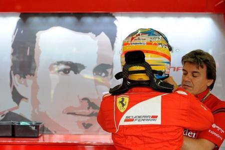 Ferrari ya habría puesto la renovación sobre la mesa de Fernando Alonso