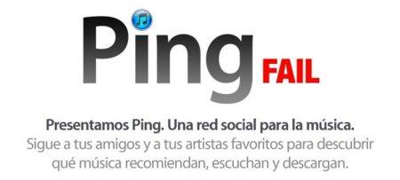 Ping de Apple, entre los mayores fracasos de 2010