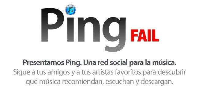 Ping Fail