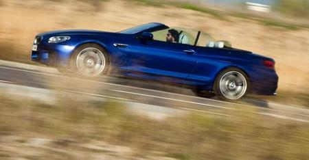 BMW M6 Cabrio F12, prueba (conducción y dinámica)