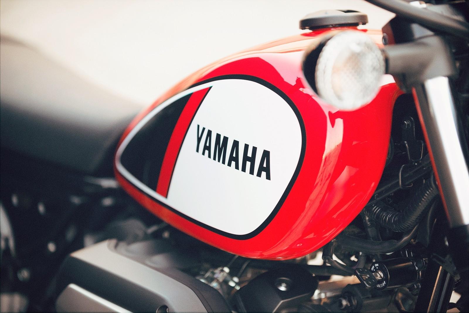 Foto de Yamaha SCR950 2017 (5/28)