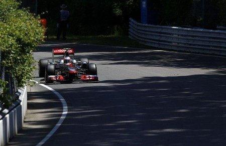 GP de Canadá 2011, Jenson Button ganador