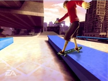El nuevo trailer de 'Skate It' enseña lo poco que se usará la Wii Balance Board