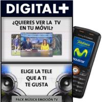 Movistar también es líder en televisión móvil