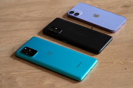 Asus Zenfone 8 01 Con Iphone Oneplus