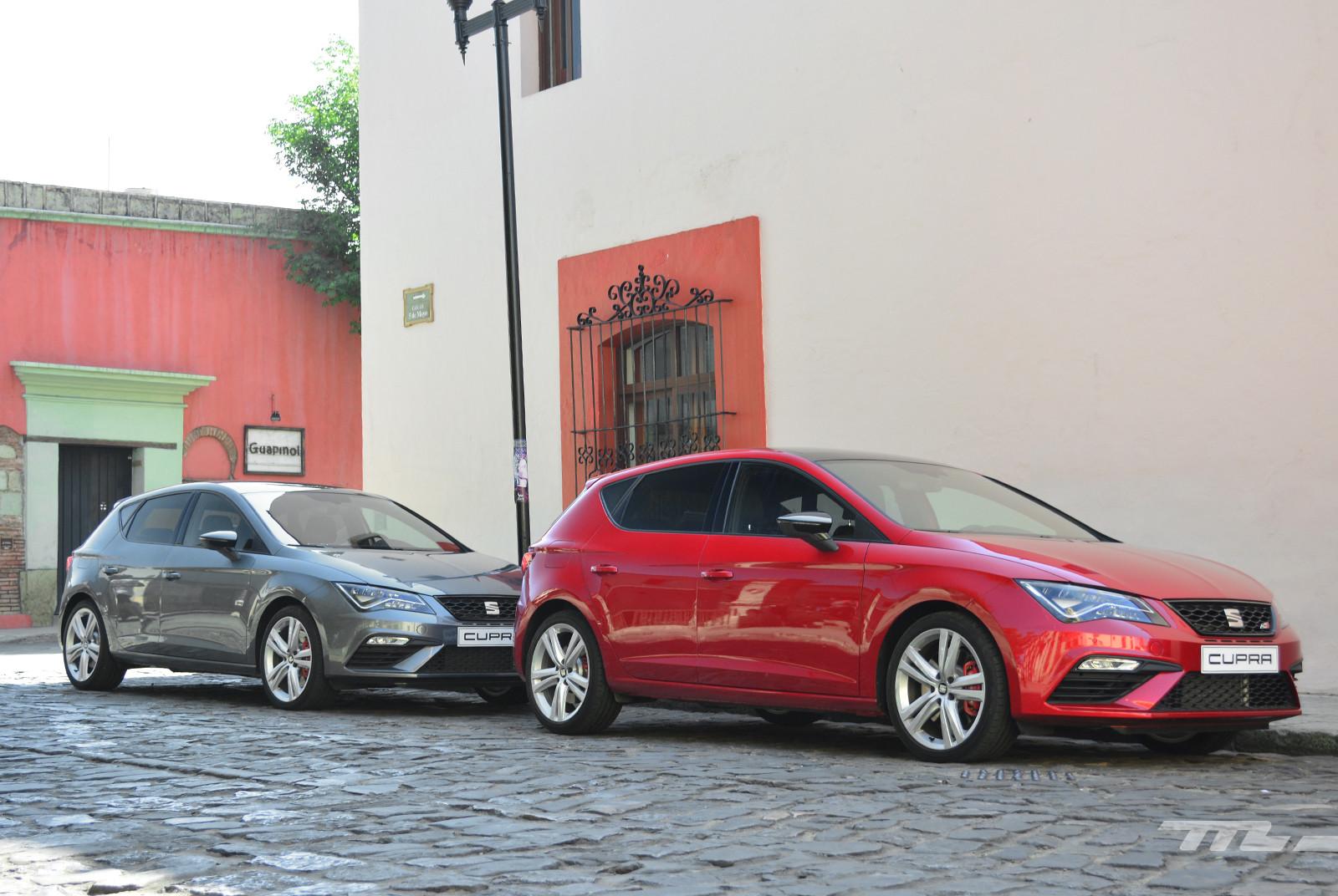 Foto de SEAT León CUPRA (lanzamiento) (3/10)