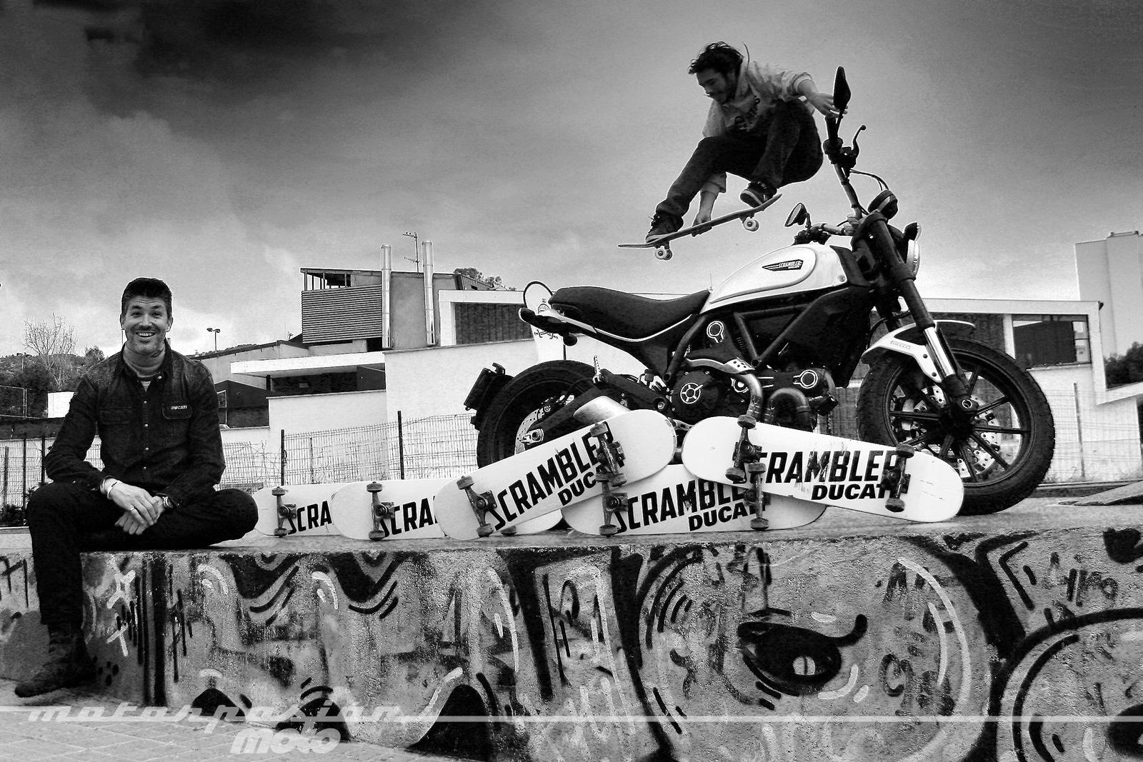 Foto de Ducati Scrambler, presentación 1 (66/67)