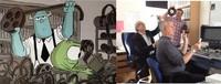 Pixar ayuda a Ken Loach, la imagen de la semana