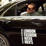Richard Biedul nos da las claves para lucir impecable y elegante durante su paso por la London Fashion Week