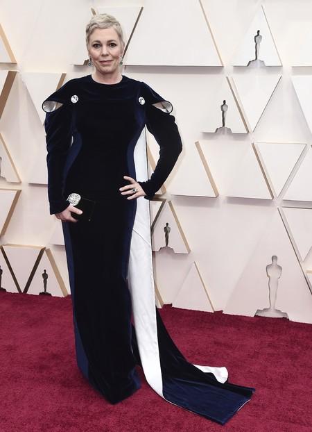 Olivia Colman Oscar 2020