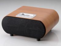 Elecom ASP-WSP9, dock de madera con sonido 2.1