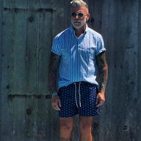Hombres con estilo: Nick Wooster
