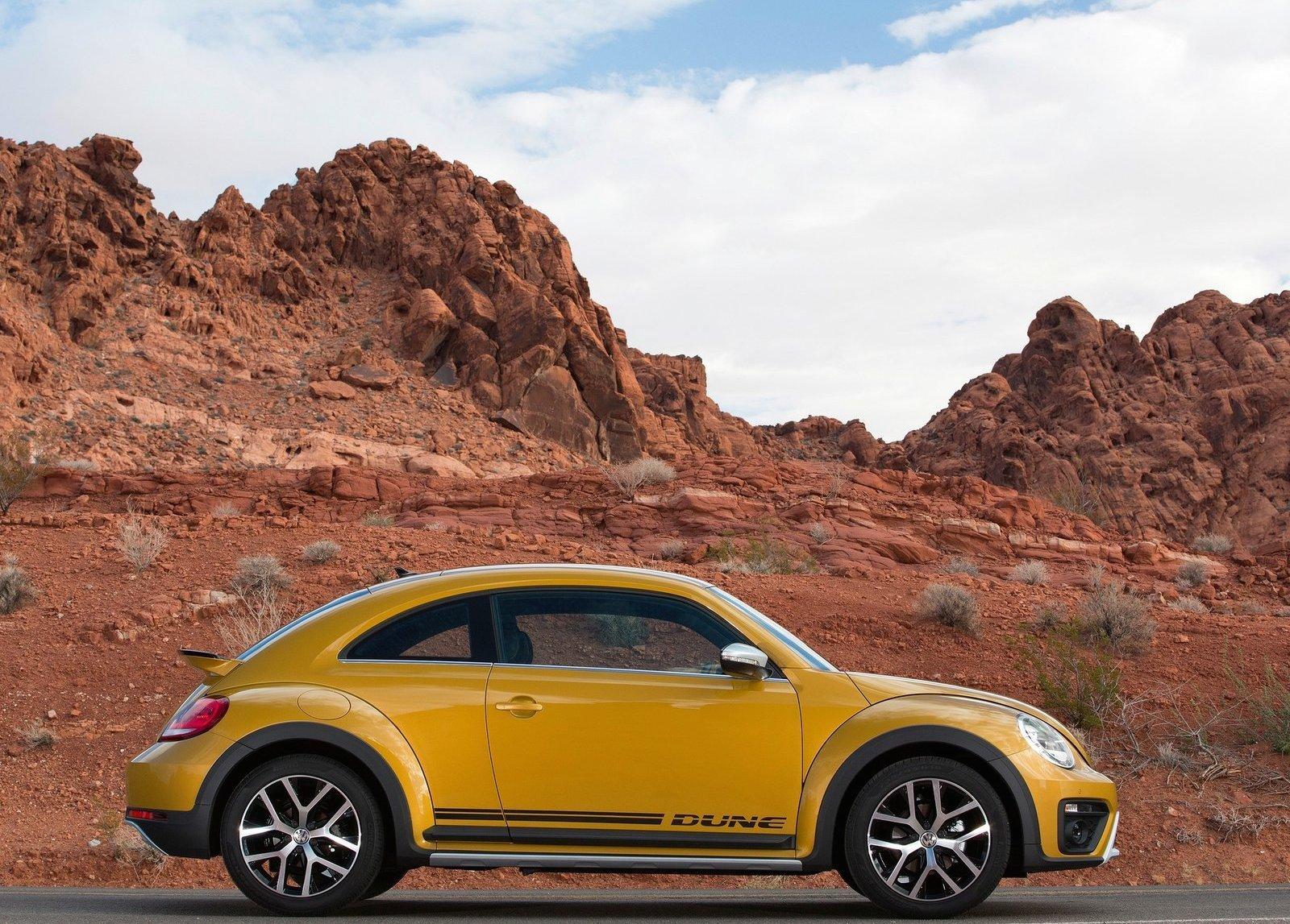 Foto de Volkswagen Beetle Dune (5/14)