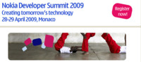 Nokia Developer Summit 2009