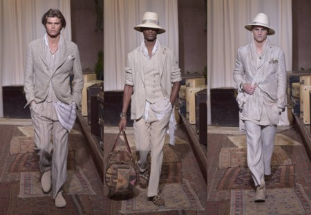 Joseph Abboud Spring Summer 2017 Collection New York Fashion Week