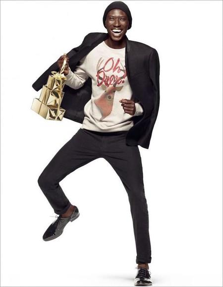 H&M presenta su espectacular campaña de Navidad
