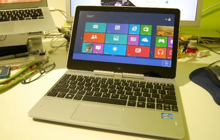 El eslabón perdido en la pyme es el HP EliteBook Revolve