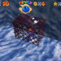 Super Mario 64: cómo conseguir la estrella Collect the Caps de Dire, Dire Docks