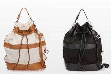 Sacos sport de Versace, una mochila con mucho estilo
