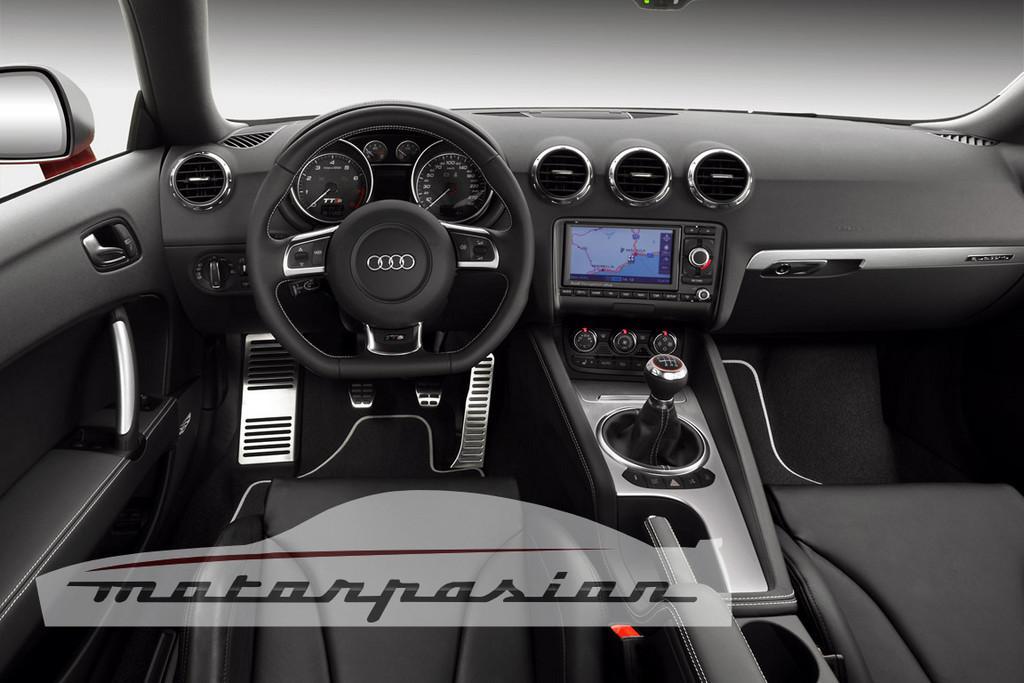 Foto de Audi TTS (10/40)