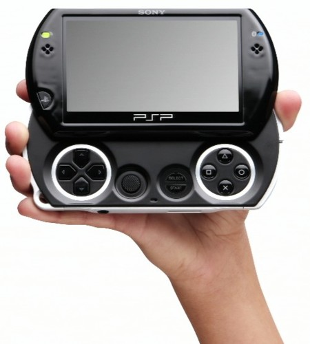 PSP Go, galería de imágenes
