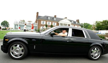 Donald Trump Rolls-Royce Phantom